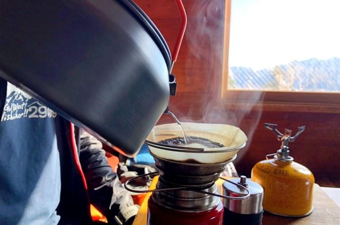 これさえあれば本格的な山コーヒーが楽しめる!私がいつも使っている6つの必携グッズ