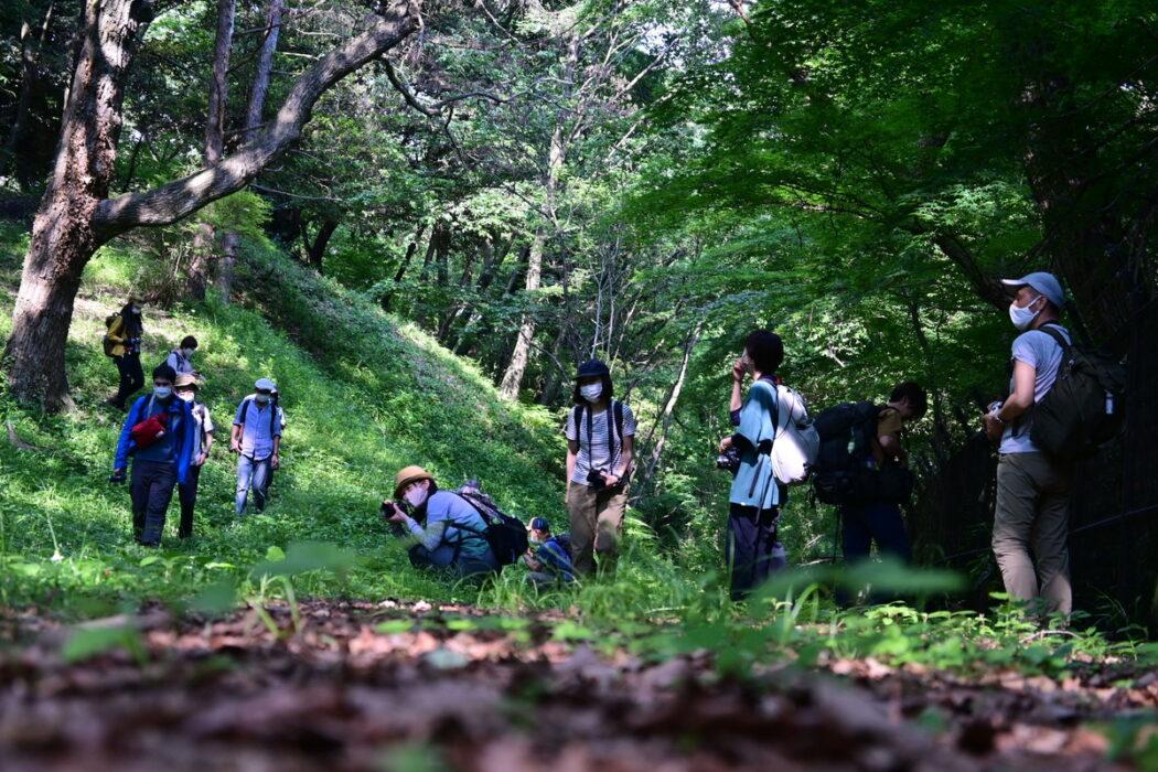 登山で楽しむ写真の構図・設定がわかる実践イベント