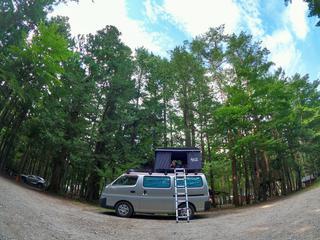 車中泊・バンライフで日本一周中!移動生活の1年間の流れ&季節毎の動き方を大公開