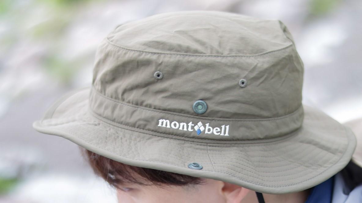 モンベルの隠れた逸品「フィッシングハット」は首周りまでしっかり日焼け対策できる。速乾・撥水・防汚効果つきってタフすぎない?