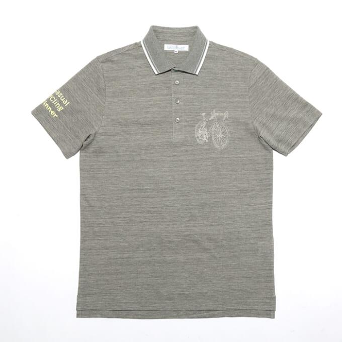 【レビュー】Winner 汗だくになっても爽やか!襟もすっきり汗ジミ防止ポロシャツ