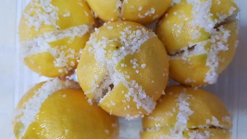 キャンプ飯に添えたい、体に嬉しい塩レモンレシピ