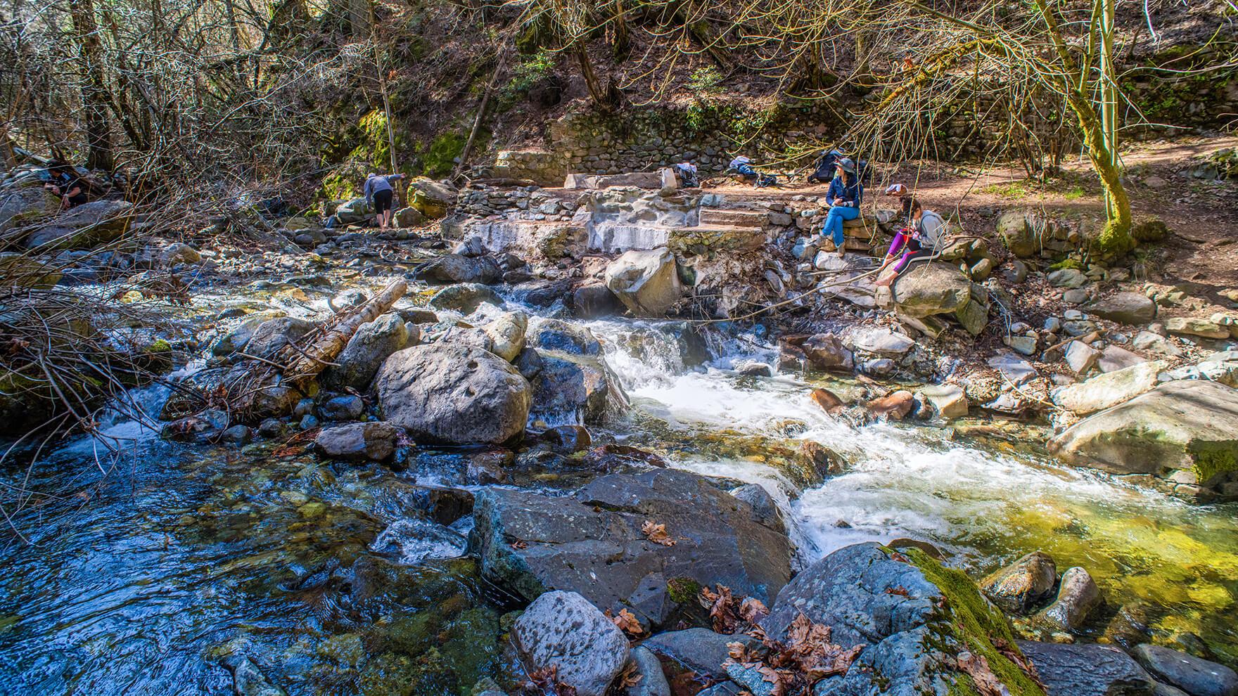 歩かずに死ねるか!アメリカ国立公園への旅(22)Mt. シャスタの宝石 ~Ney Springs and Faery Falls編~