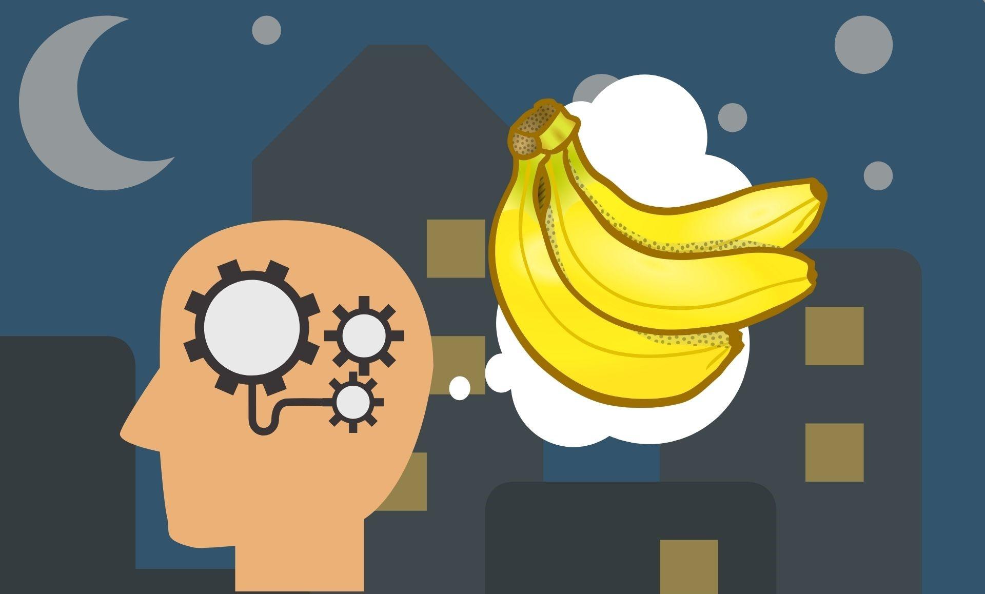 「バナナは快眠にいい」ってホント? バナナが眠りに与えるメリットとは