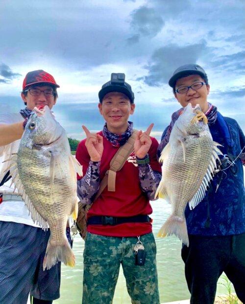 【チニング初心者向け】チヌ釣りに最適なタックル紹介!爆釣したチニング講習会報告