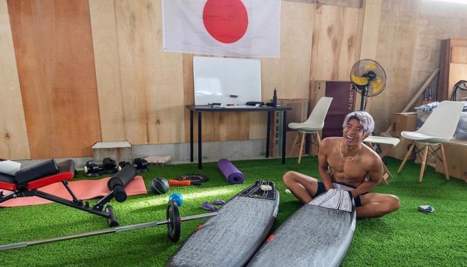 サーフィンオリンピック競技に関するデイリーニュース【選手達のボード選び etc.】