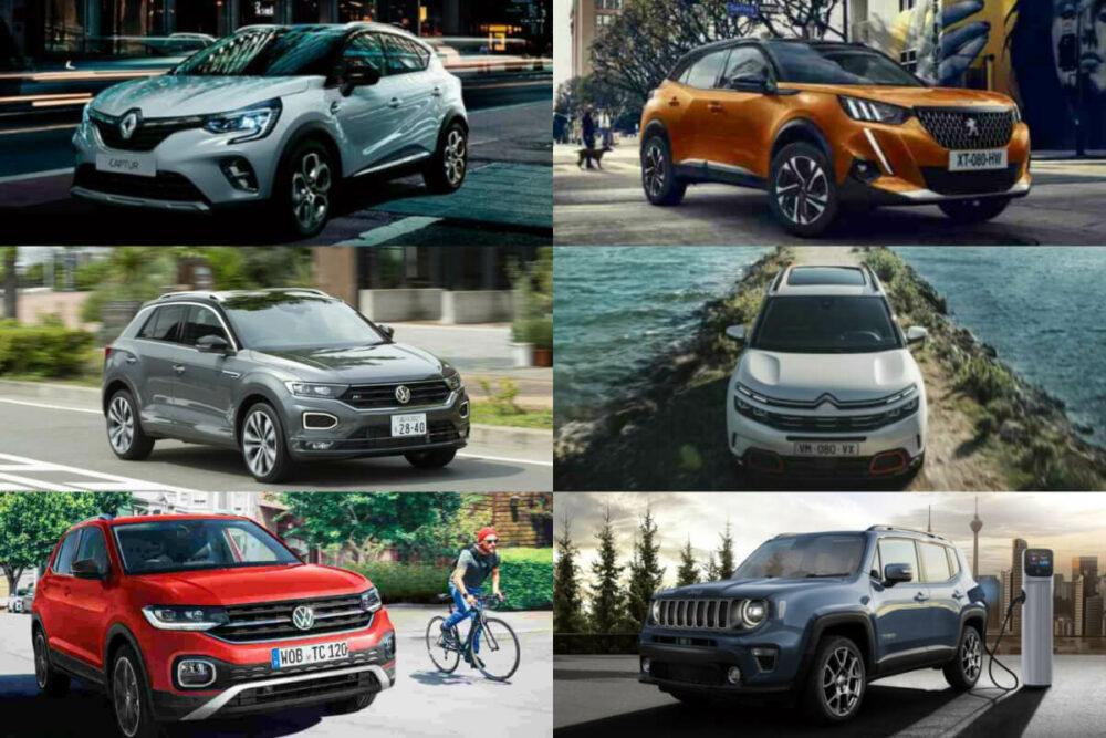 燃費のいい外車SUVランキングTOP10|2021年最新情報