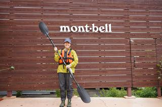 【横浜Bayエリアでカヤック体験】mont-bell(モンベル)横浜しんやました店は目の前の海へ直接エントリーOK!
