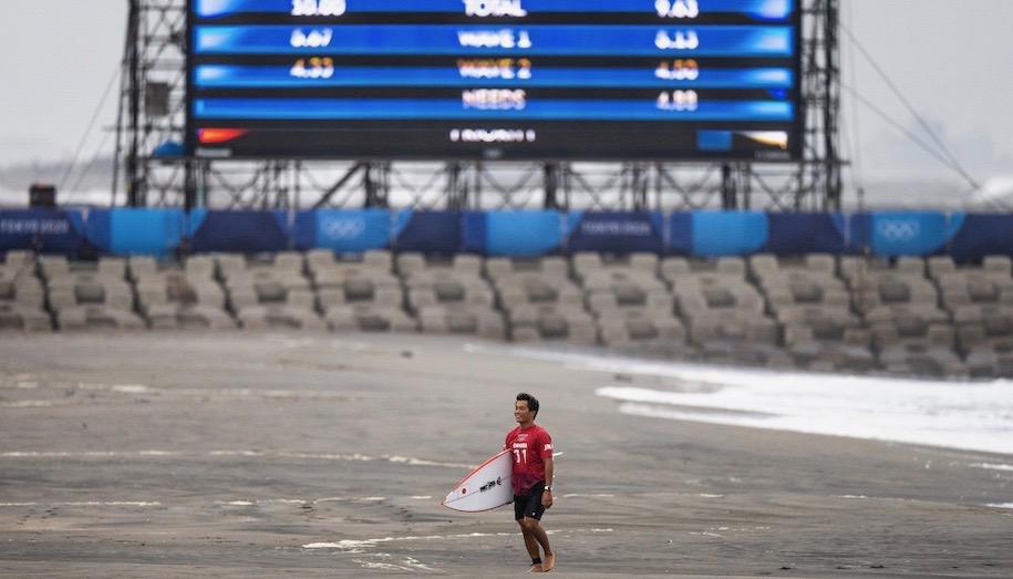 7/27が最終日に!東京五輪2020サーフィン競技のLive放送情報