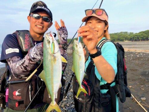釣り初心者や女性におすすめなライトショアジギング入門講座!スーパーライトショアジギング(SLS)とは?
