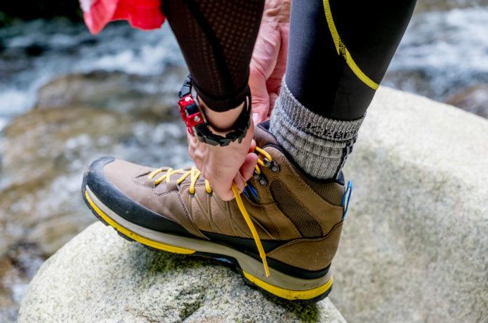 【予防と対策】登山の下りで、足のつま先が痛い問題を解決しよう!