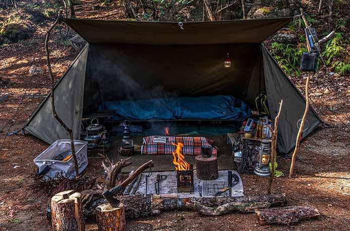 【500人に聞いたランキング】みんなが愛用している「ソロキャンプ用テント」BEST20発表!