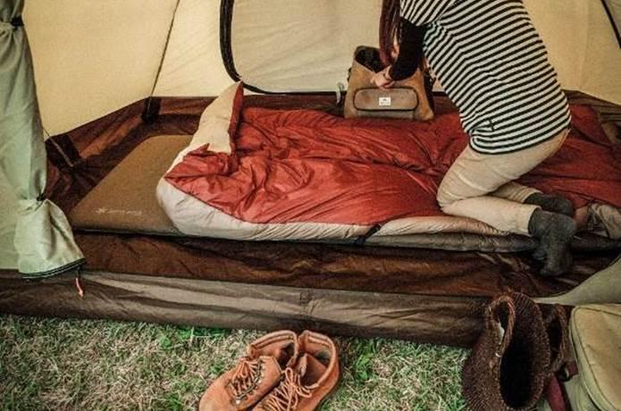 ぐっす~り眠れる寝袋6選!おふとん級の寝心地をGET