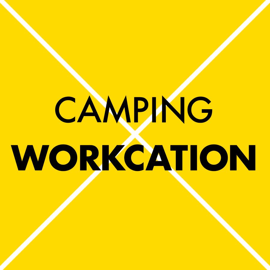 キャンプ×ワーケーションについて考えてみた