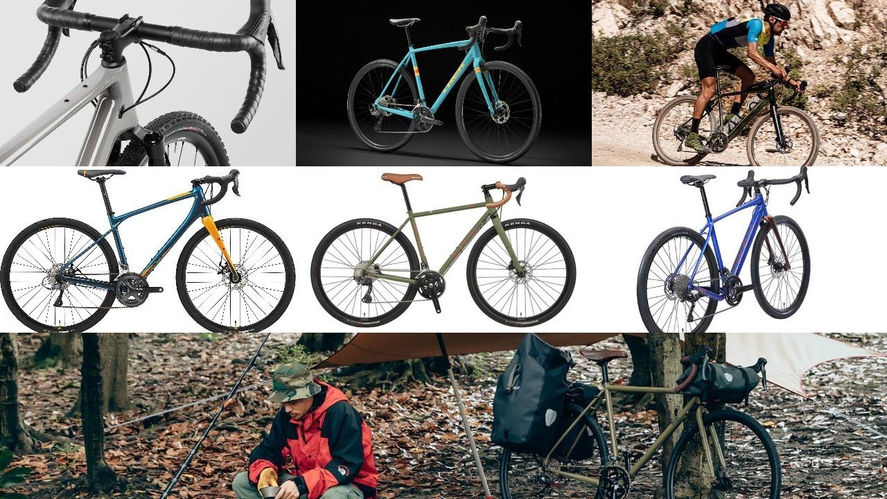 【2021-2022】後悔しないグラベルロードバイクおすすめ23厳選|10万円の人気モデルも
