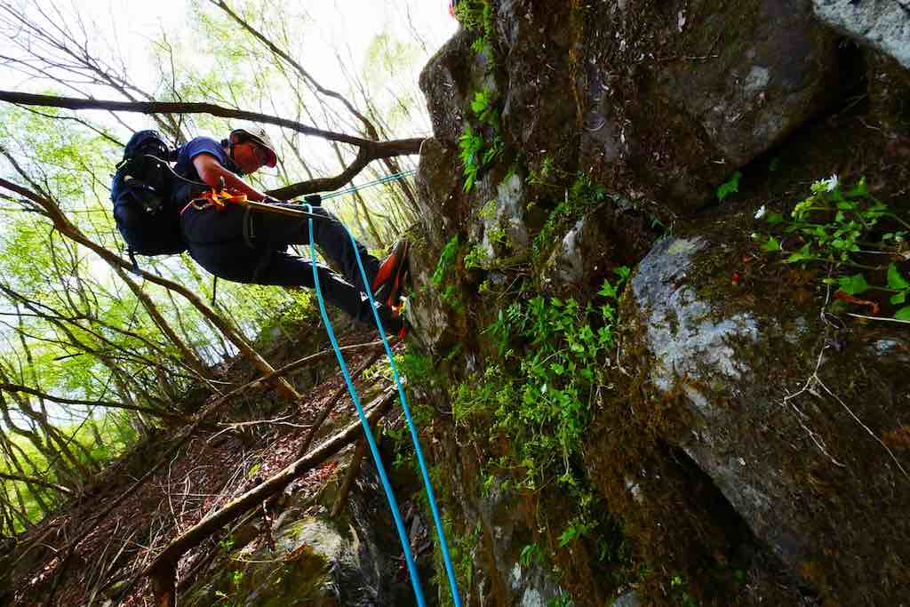登山におけるロープワークとは(2)- 山の相談小屋