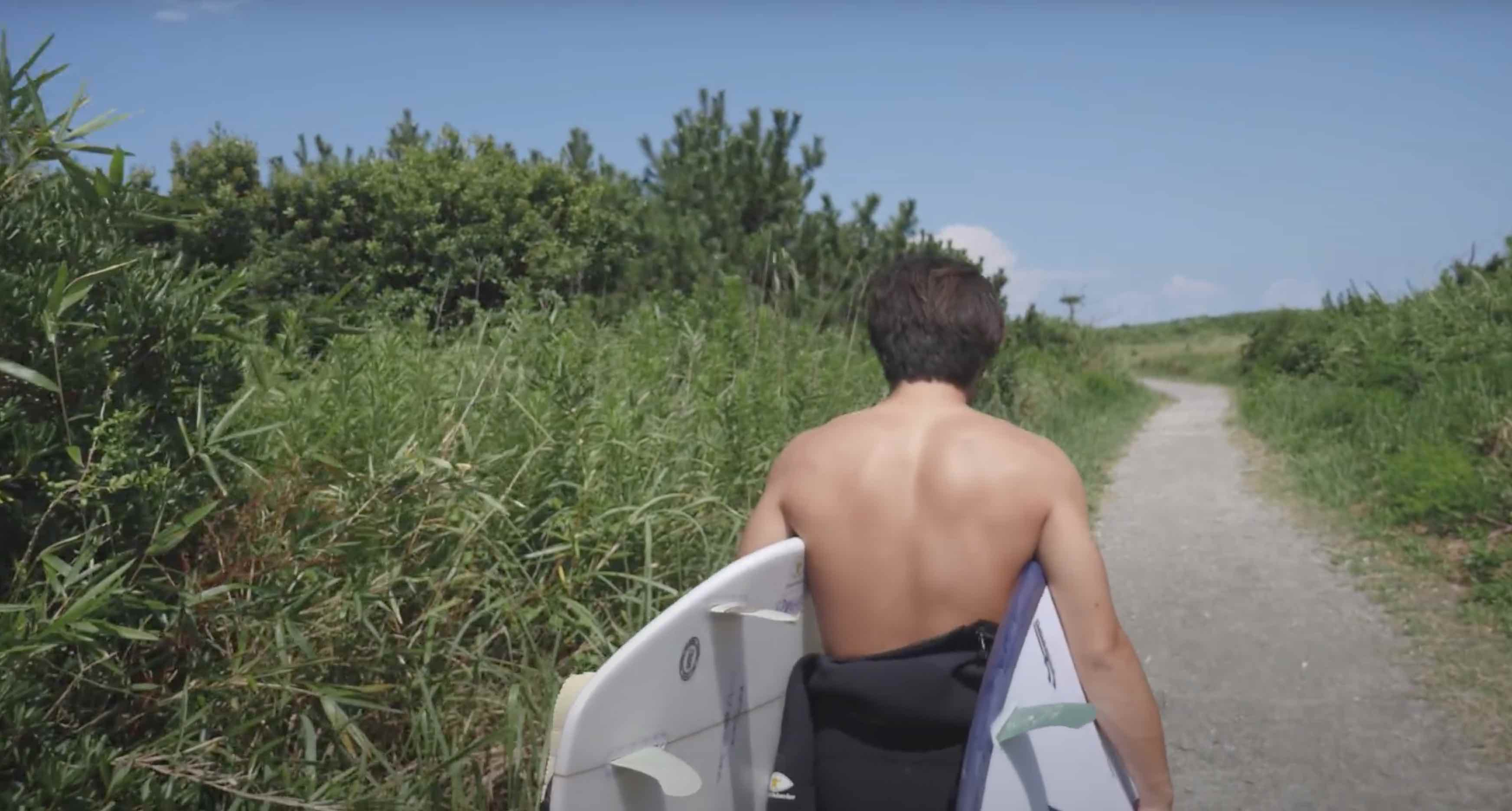 【oceanpeople最新動画】大橋海人、松野陽斗によるサマー・サーフトリップ
