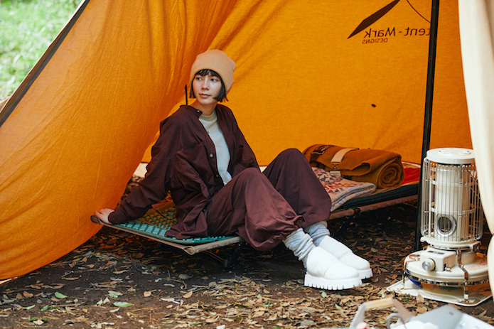 もう着膨れしない! 街とキャンプで映える秋冬ウエアをスマートに着こなすコツをスタイリストが伝授