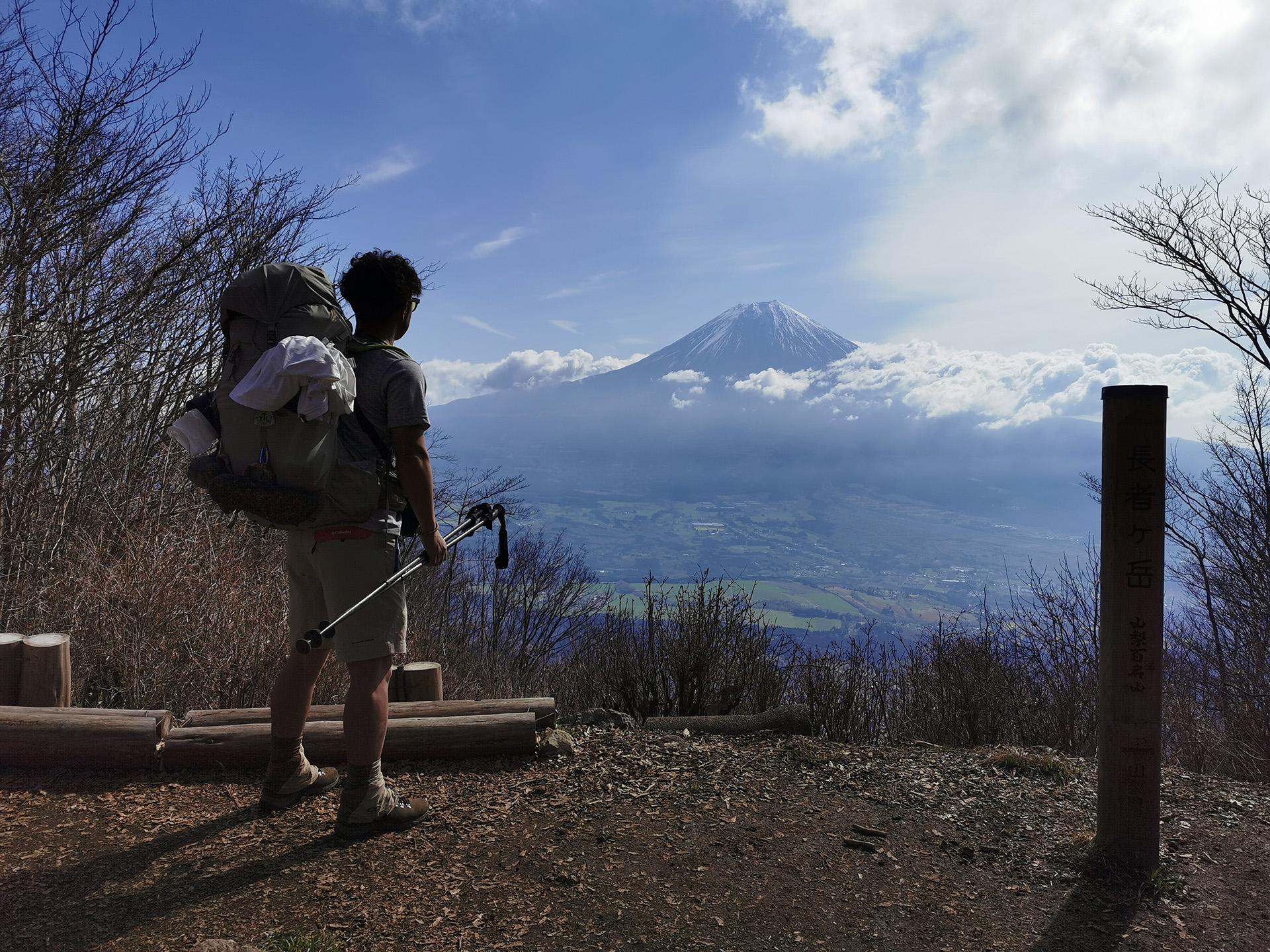 """富士山ロングトレイル・スルーハイカー第1号へ道のり〜第2回 富士山が見せる姿""""トレイル前半編""""〜"""