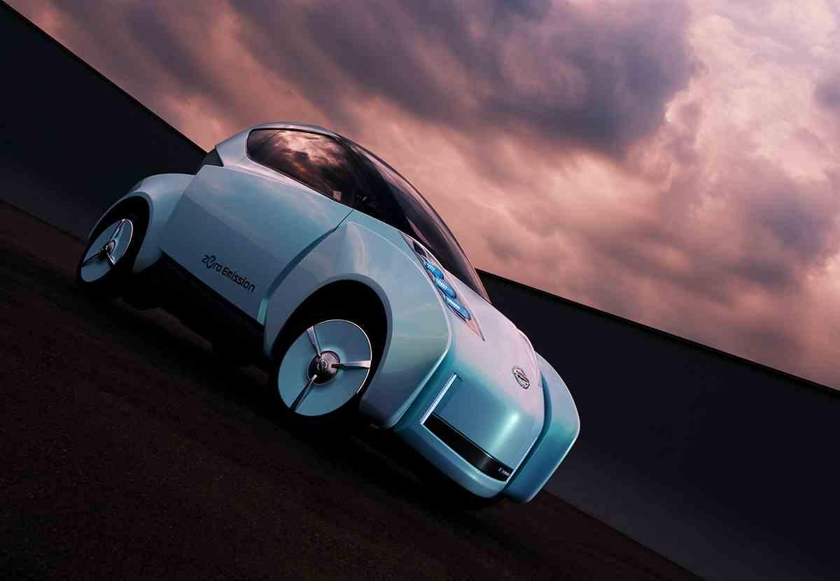 ランドグライダー(コンセプトカー) - スタイリッシュで楽しいパーソナルモビリティの新提案