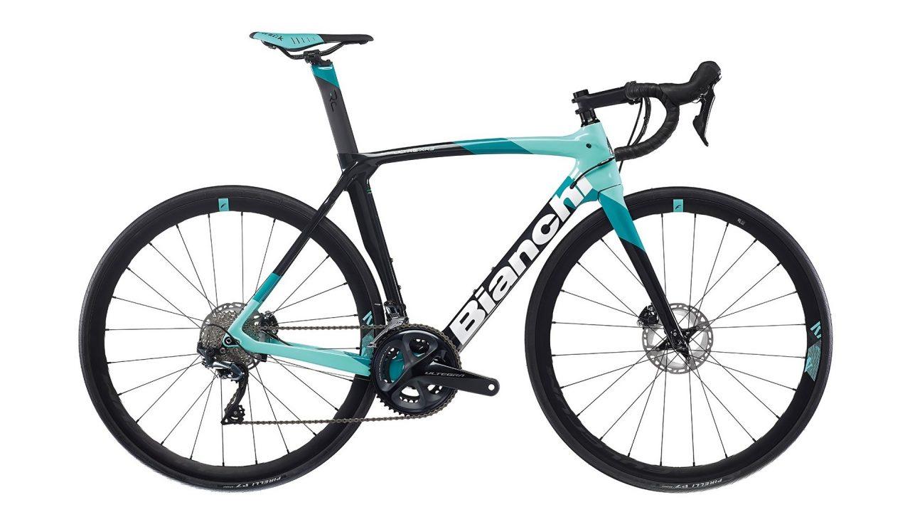 Bianchi(ビアンキ)2022年モデル発表! CV搭載SPECIALISSIMA・OLTREほかデザイン刷新