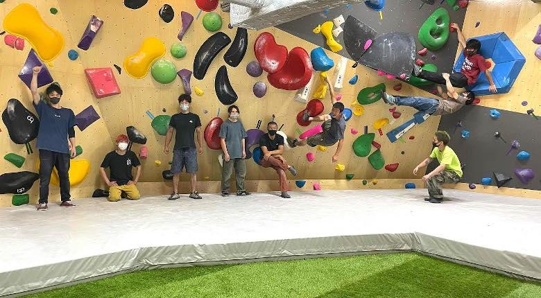 ボルダリングジム「Urban Base Camp 新宿」がオープン