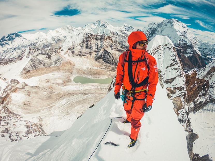 THE NORTH FACEが高所登山をサポートする最高峰モデルをリリース