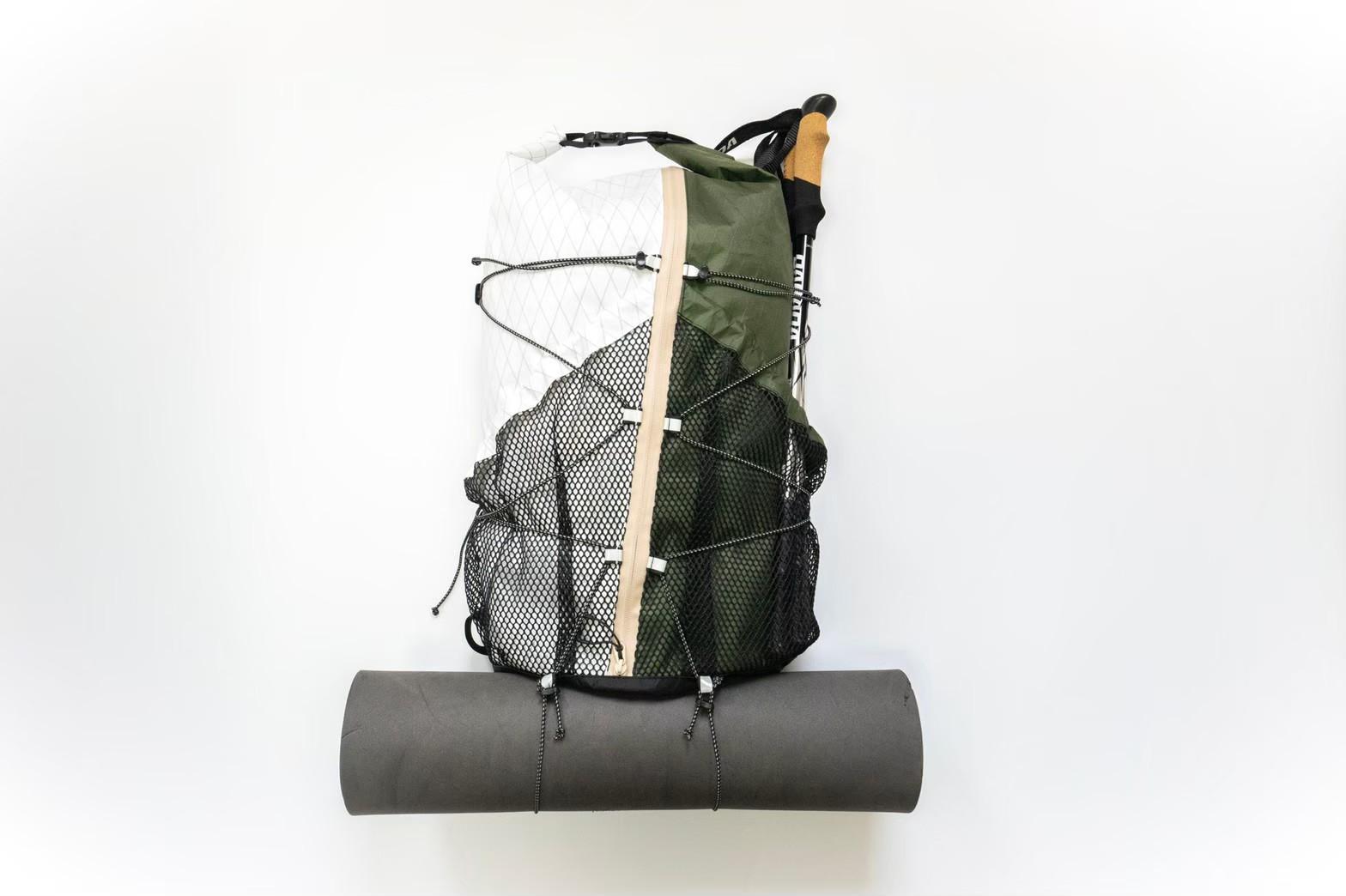 好きを形に!僕たちが考えた最高のバックパック『I.D.backpack』
