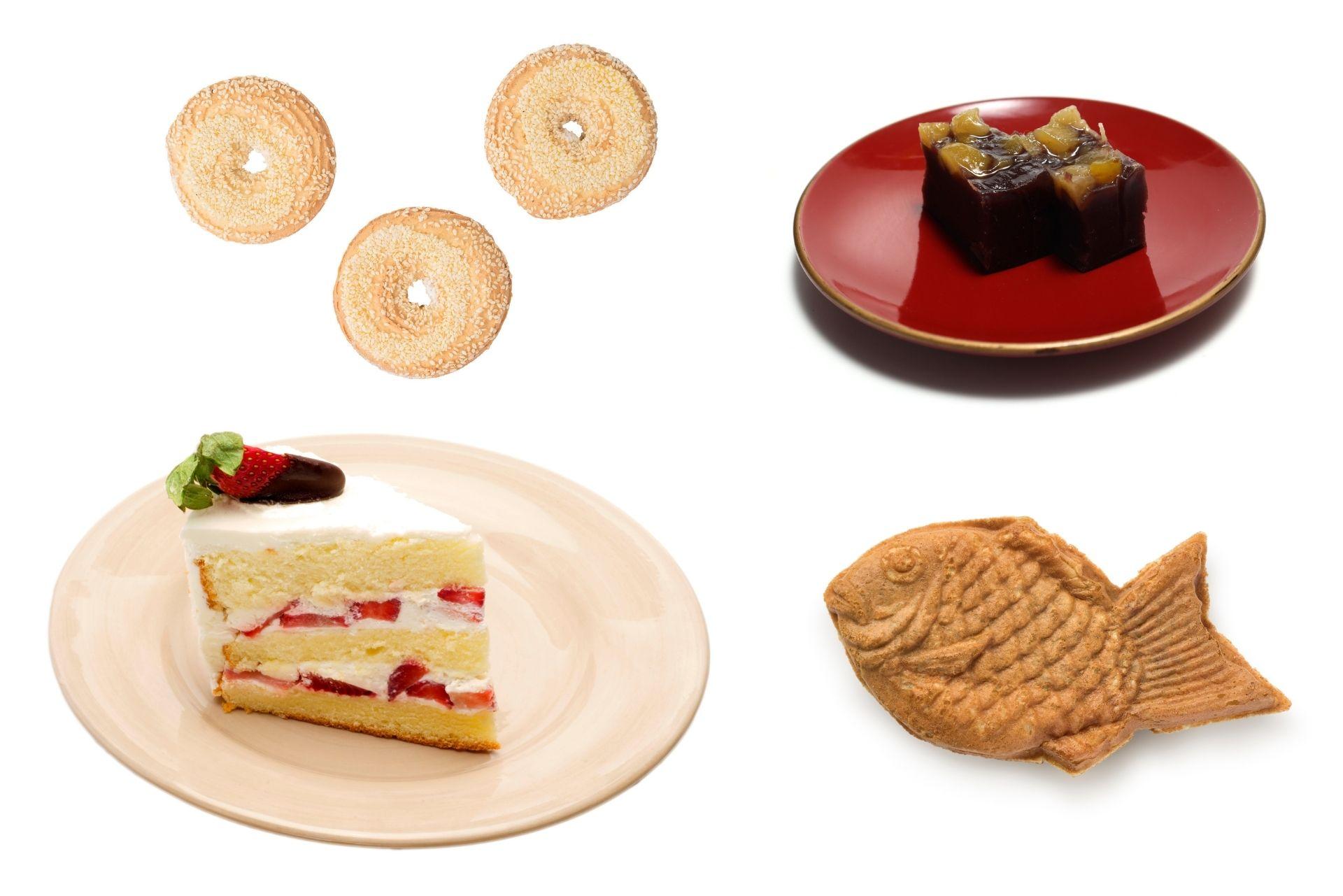 和菓子と洋菓子、どっちが太りやすい?トレーナーが解説