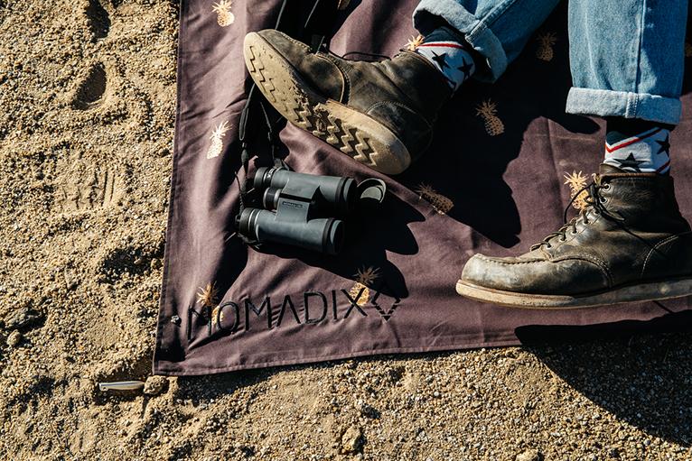 ランのお供にもピッタリ。エコフレンドリーなタオルブランド、NOMADIX(ノマディックス)の秋冬の新作が登場。