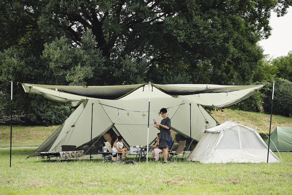 おしゃれキャンプ通たちの、使って良かったキャンプ道具(koti BEAUTY&YOUTHディレクター 中島さん)
