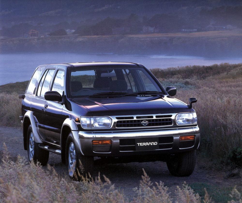 テラノ - オールラウンド性を高めた全地球対応SUV