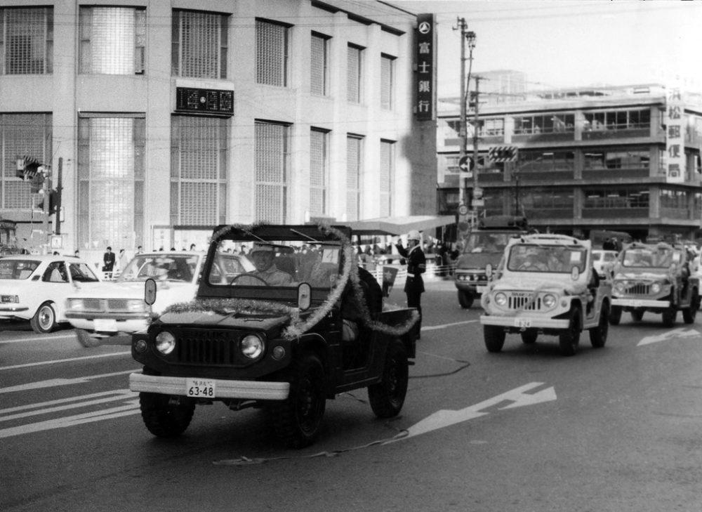スズキの歴史2 第二期/1966-1977 - 軽自動車メーカーとしての発展