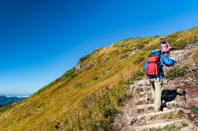 久々の登山、自分の身体は予想以上に衰えているかも!再開時に気をつけるべきポイントって?