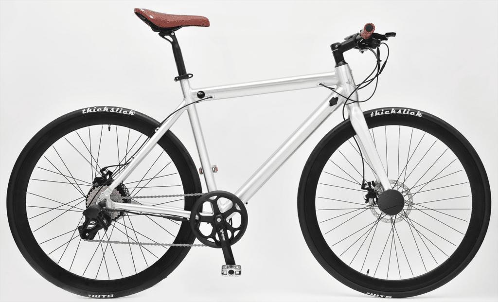 アプリと連携する電動自転車「ウェルビー」登場!電動アシストに見えないバッテリー内蔵型