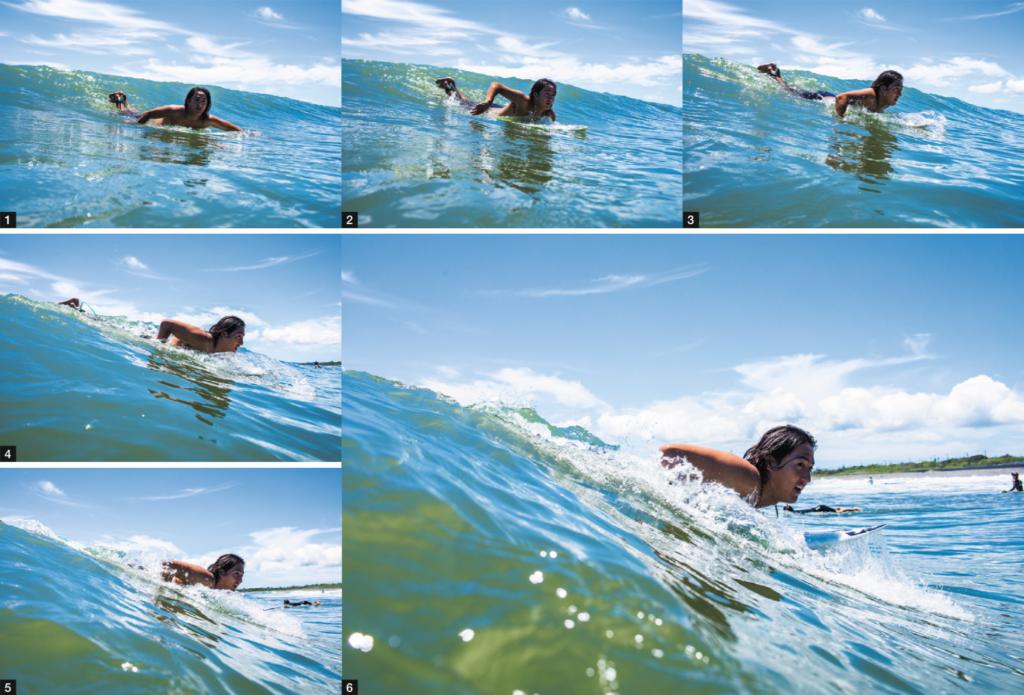 サーフィンのお悩みを仲村拓久未プロが解決【Vol.2 テイクオフ、膝立ち解消、パドリング、パーリング】
