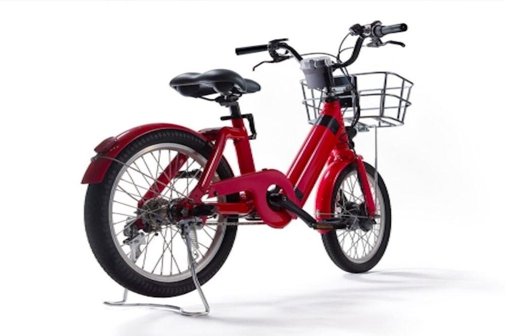飛行機の次は自転車で?ホンダが「シェアサイクル用2電源システム」を開発