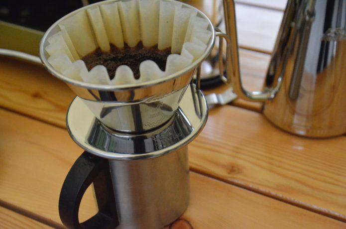 あの燕三条で製造!カリタ「ウェーブドリッパー」がコーヒーを格別においしくする