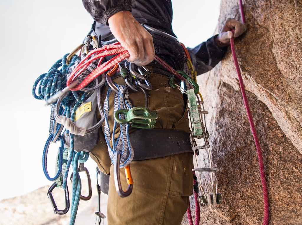 ツインロープとダブルロープ – 山の相談小屋