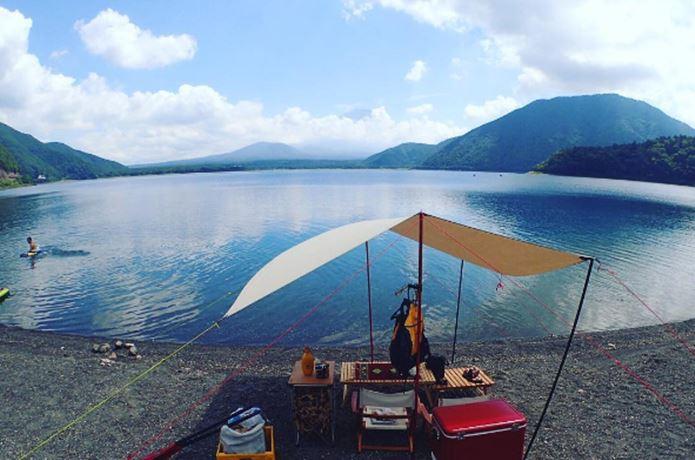 湖畔キャンプ場へ行こう!関東近郊おすすめ17選