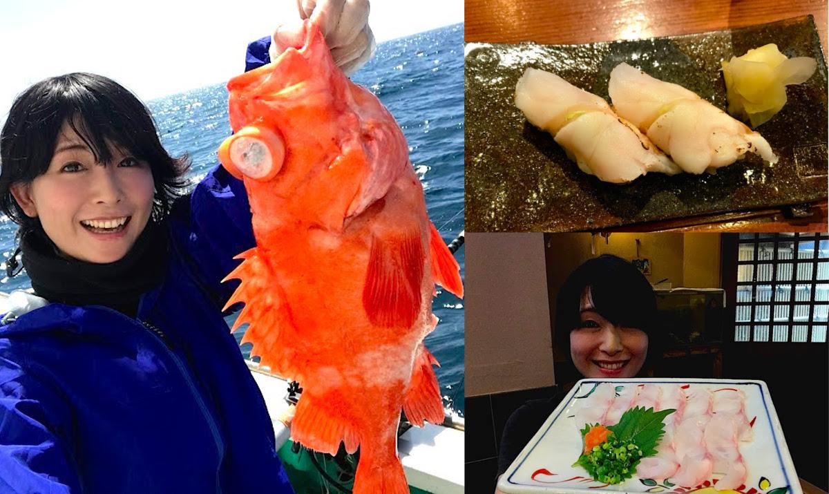 三崎で「深海魚釣り」チャレンジ!持ち込みOKの絶品♡創作和食屋さんも
