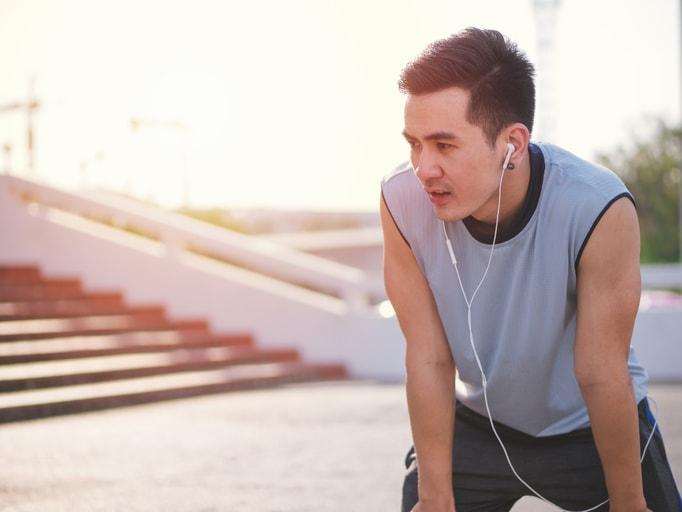 ランニングをすると筋肉が減る!?その3つの原因と3つの対策