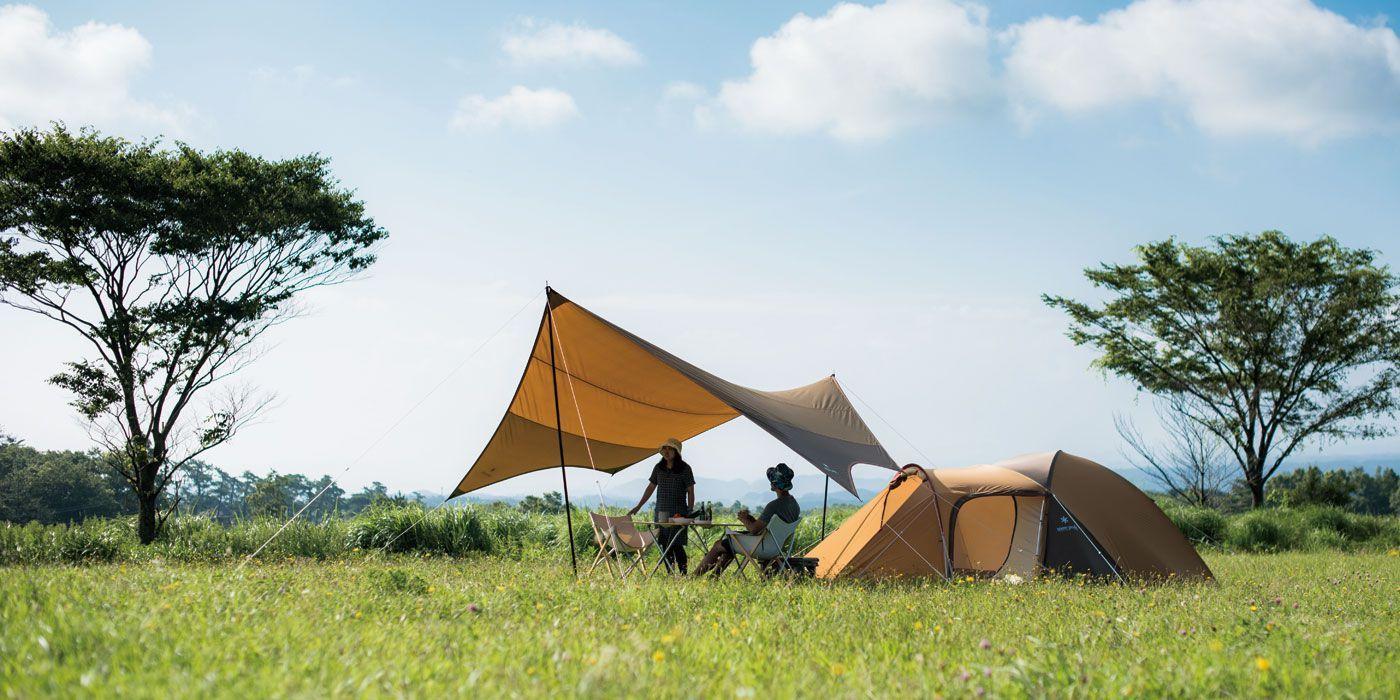 タープポールのおすすめ16選。テント周りをこだわり空間に仕上げよう