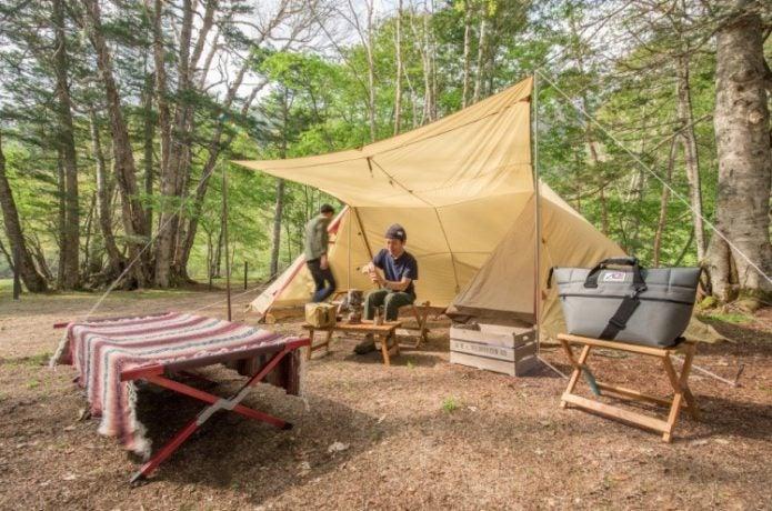穴場のキャンプ場を発見!大自然を満喫したい人の理想郷「菅沼キャンプ村」