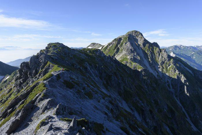 大町登山案内人組合ガイドさんと行く、後立山連峰をめぐる山旅【Vol.2】