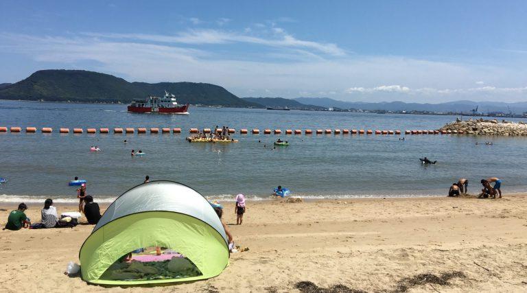 鬼ヶ島でキャンプ!!瀬戸内に浮ぶ女木島(めぎじま)は夏キャンプにおすすめ!!