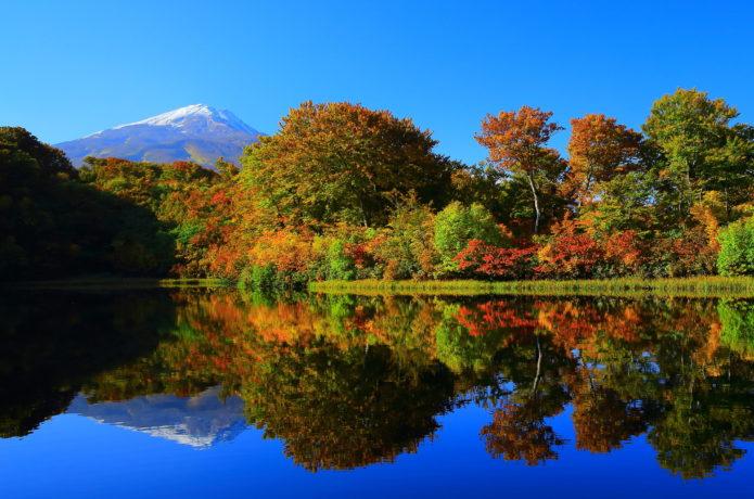 紅葉を見に出かけよう!10月に見ごろを迎える東北の山7選