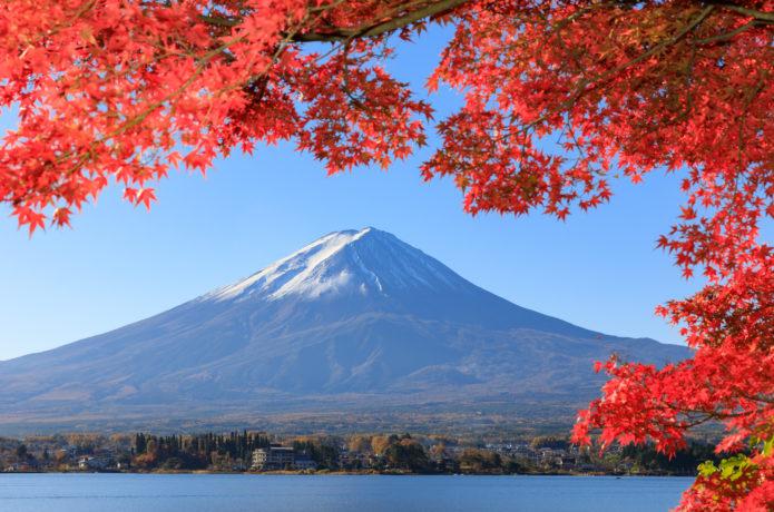 【これぞ日本の秋】富士山と紅葉を一緒に楽しめるスポットはどこ?