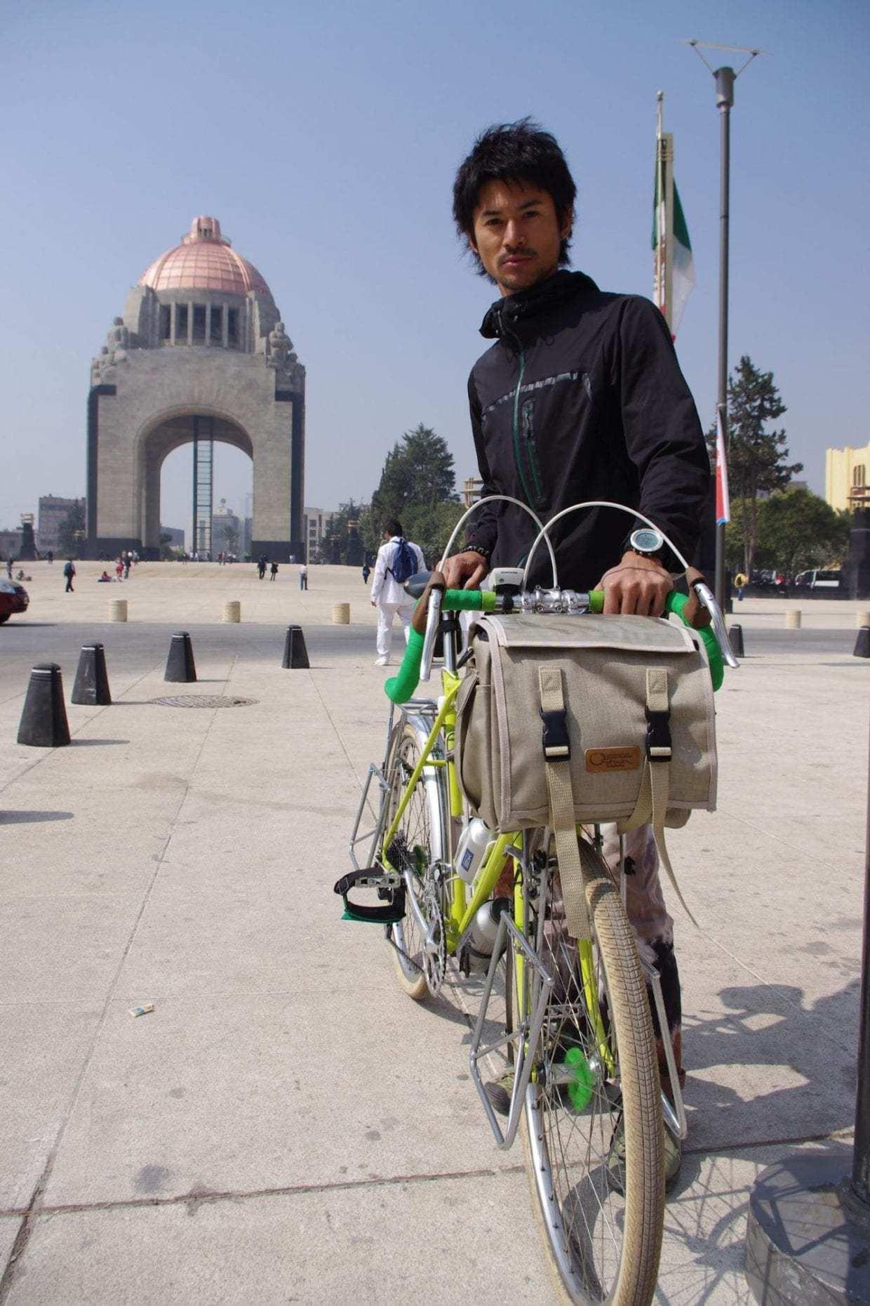 まずは自転車で旅に出てみよう!~2泊3日「バイク&キャンプ」のレシピ#01