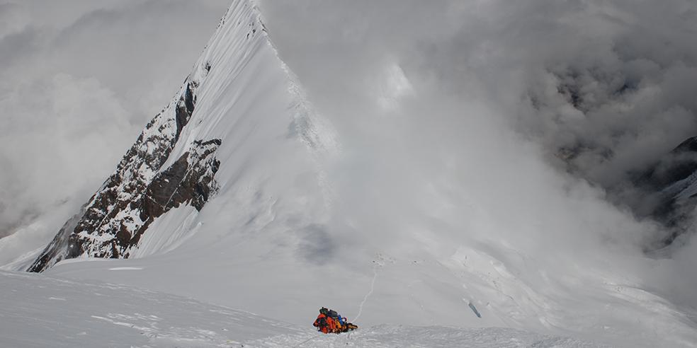 ヒマラヤ・世界第8位高峰マナスル峰(8,163m)遠征 vol.17【アンバサダー 村山 孝一】